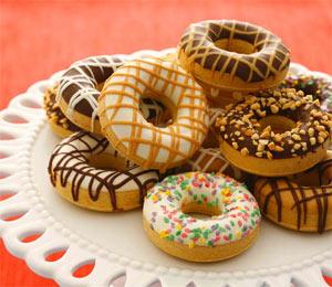 gourmet doughnuts