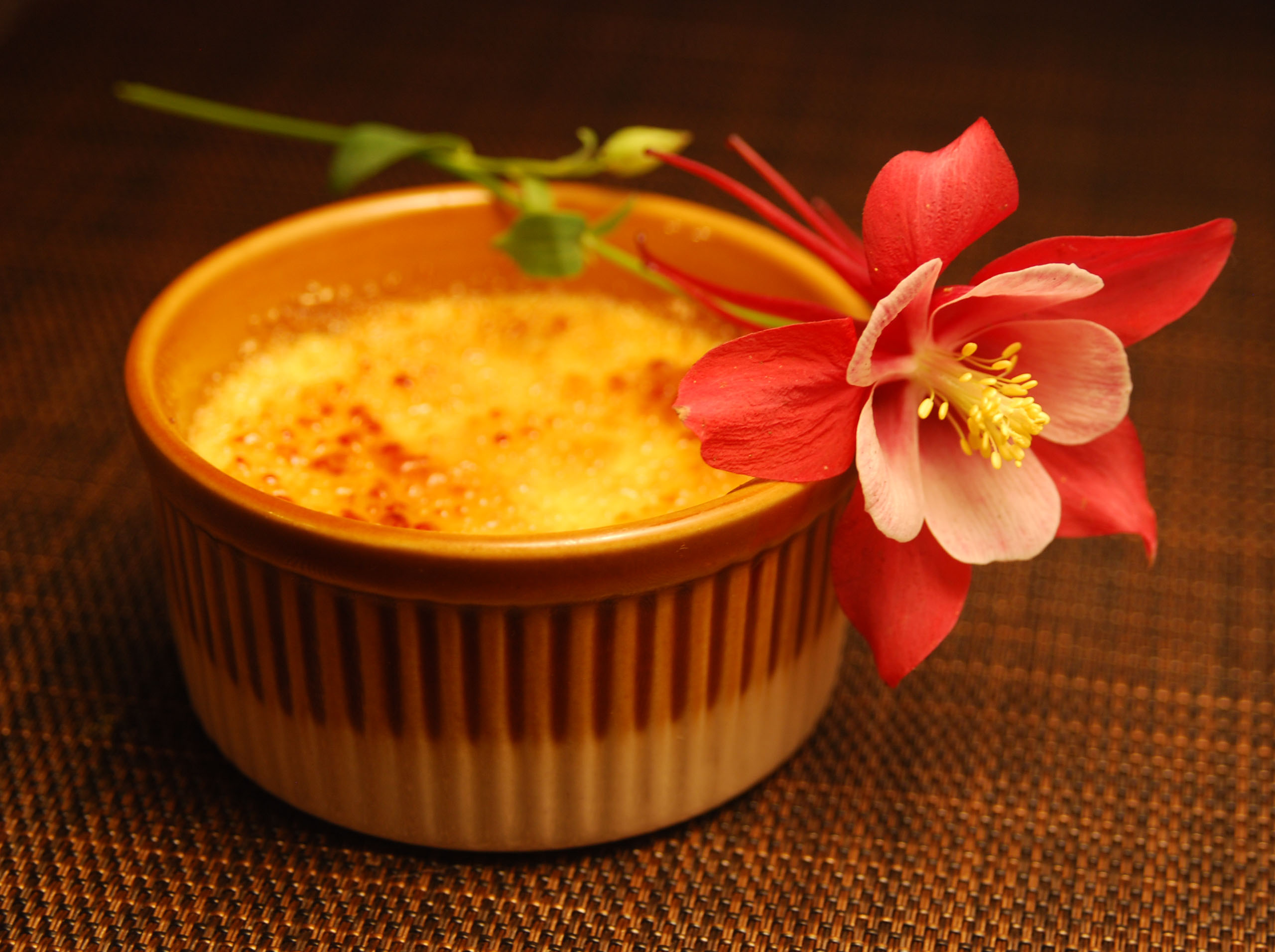 creme brulee | The poor, misunderstood calorie